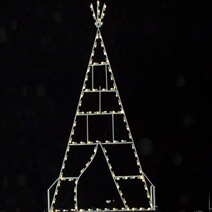 Long S Outdoor Christmas Displays Custom Holiday Decorations