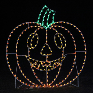 Jack-O-Lantern Outdoor Decorations
